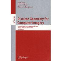 计算机成像用离散几何学: DGCI 2006/会议录(书与在线文件)Attila Kuba, L�aszl�o G. Ny