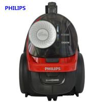 飞利浦(PHILIPS)卧式吸尘器大功率家用强劲吸力高效过滤无尘袋 FC9588/81