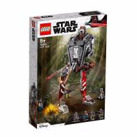 【当当自营】LEGO乐高积木星球大战电影75254 天行者系列8岁+突袭者步行攻击机