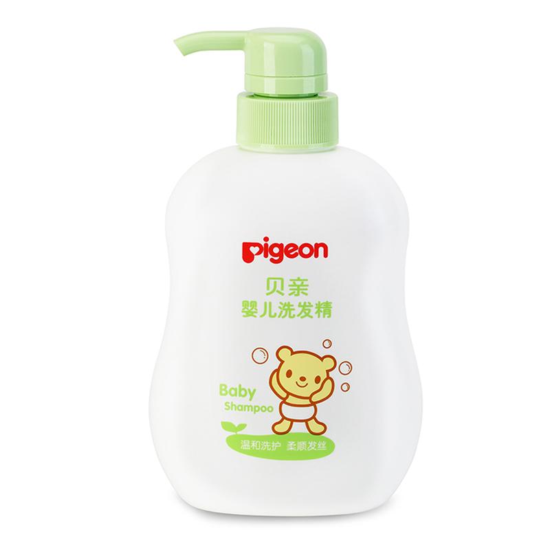 贝亲Pigeon婴儿洗发精 儿童洗发水500ml 全场特惠