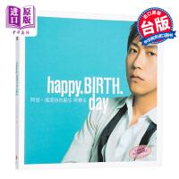 【中商原版】五月天 港台原版 Happy.Birth.Day──阿信.�u�L�的�Q生�c�D生(附CD) 阿信(�信宏) 平