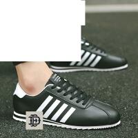 夏季男鞋2017新款男士运动休闲鞋复古跑鞋阿甘鞋学生透气跑步鞋潮