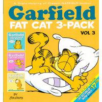Garfield Fat Cat 3 Pack 3加菲猫系列 ISBN9780345480880