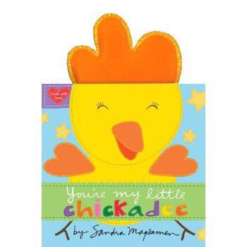 【预订】You're My Little Chickadee 预订商品,需要1-3个月发货,非质量问题不接受退换货。