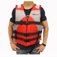 救生用品成人救生衣潜水装备 漂流 充气船 橡皮艇 蓝色