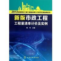 新版市政工程工程量清单计价及实例/2013新版建设工程工程量