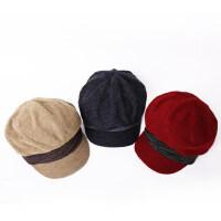 韩版百搭纯色棒球帽街头嘻哈时尚休闲保暖帽软顶鸭舌帽女