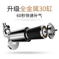 车载充气泵小轿车便携式汽车轮胎多功能12v加气泵车用打气筒