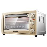 康佳KONKA家用电器 智能烘焙25L电烤箱KAO-2508