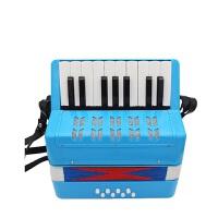 手风琴 儿童初学者17键8贝斯子儿童玩具早教乐器迷你小手风琴