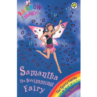 Rainbow Magic: Sporty Fairies61:Samantha the Swimming Fairy 彩虹仙子#61:运动仙子9781846168925