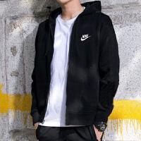 幸运叶子 Nike耐克外套男秋季新款针织夹克休闲上衣运动服BV2649-010
