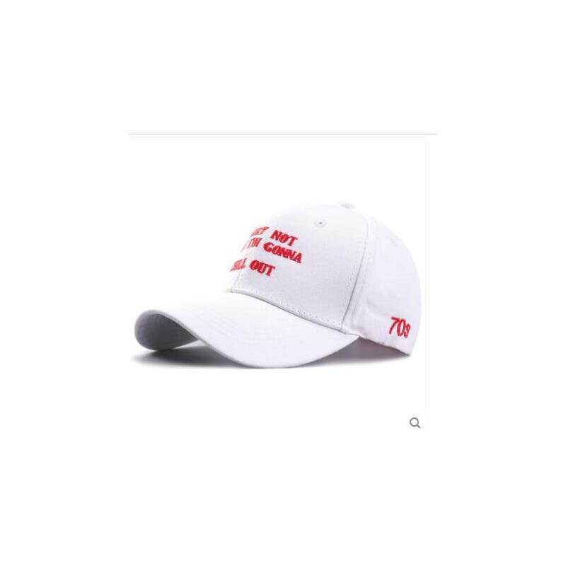 帽子男女韩版棒球帽潮流休闲鸭舌帽学生太阳帽ins情侣棒球帽