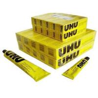 德国UHU125ml胶水强力胶友好牌透明*胶小屋模型胶粘鞋胶水 35ml