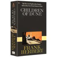 现货正版 沙丘3沙丘之子 英文原版科幻小说 Children of Dune Frank Herbert 弗兰克赫伯特