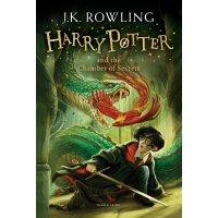 哈利波特与密室 英文原版 新版 Harry Potter and the Chamber of Secrets 2/7