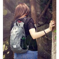 户外防水旅行女登山徒步休闲皮肤包 双肩折叠背包男超轻便携
