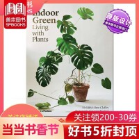 Indoor Green:Living with Plants,室内绿植:与植物一起生活 室内设计