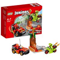[当当自营]LEGO 乐高 小拼砌师系列 幻影忍者毒蛇大对决 积木拼插儿童益智玩具 10722