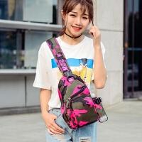 春夏韩版新款女士时尚休闲女胸包斜跨包女包运动迷你小包腰包