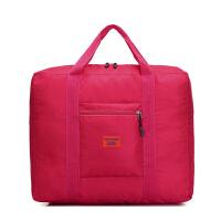 出差旅行拉杆箱套袋便携可折叠旅行包大容量手提包收纳袋 中