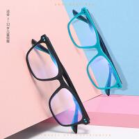 儿童男女防辐射眼镜防蓝光护目镜游戏护目镜青少年眼镜配近视眼睛