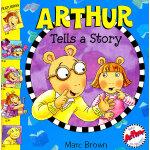 Arthur Tells a Story 亚瑟小子讲故事(亚瑟小子图画故事书) ISBN 0316733960