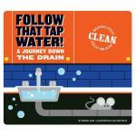 【预订】Follow That Tap Water!: A Journey Down the Drain