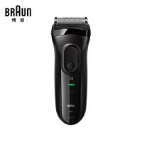 德国博朗男士电动剃须刀3系列3020s 充电往复式水洗刮胡须刀 正品
