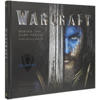 Warcraft Behind the Dark Portal 英文原版 魔兽世界电影官方设定集画册 英文版原版 现货