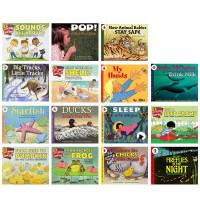 Let's Read and Find Out Science L1 自然科学入门33册全套 通过生动形象的图画和浅显易懂的语言,循序渐进地介绍了基础的自然科学概念,满足孩子对科学世界的好奇心 送音频