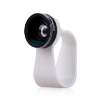 momax摩米士手机镜头外置摄像头广角微距二合一套装自拍神器
