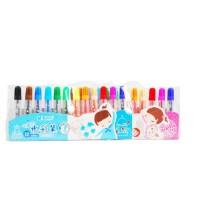 晨光文具 12色水彩笔 晨光水彩笔ACP90157 可水洗水彩笔 安全无毒 可水洗