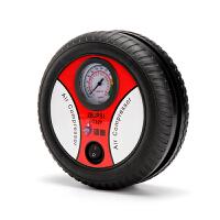 车载充气泵汽车用电动冲气泵12V轿车轮胎应急打气筒促销新品