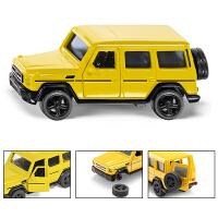 越野轿车汽车儿童合金玩具男孩奔驰车模G65仿真模型2350