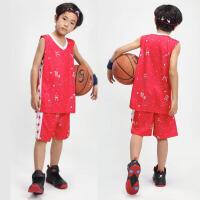 少儿篮球衣运动紧身衣套装儿童篮球服套装打底衫加绒内衬男速干