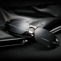 男士太阳镜男驾驶户外钓鱼墨镜潮 新款墨镜偏光太阳眼镜开车司机眼镜