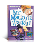 HarperCollins出版疯狂学校系列My Weird School #15: Mr. Macky Is Wack