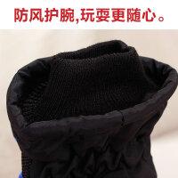 新款冬季滑雪手套男女士情侣款加厚保暖防风防水户外旅行加绒新品