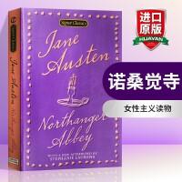 华研原版 诺桑觉寺 全英文原版小说 Northanger Abbey 简奥斯汀 经典名著 正版进口英语书 全英文版