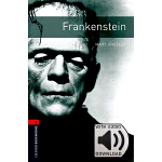 Oxford Bookworms Library: Level 3: Frankenstein MP3 Pack