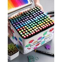 马克笔套装touch正品儿童小学生专用美术动漫手绘36色水彩笔双头24色画画笔48色60色80色1000色全套彩色画笔
