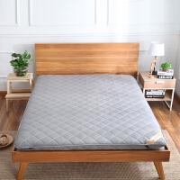 加厚榻榻米床垫床双人折叠超软床褥子海绵垫被打地铺睡垫