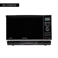Panasonic/松下 NN-DS591M微波炉家用水波炉蒸烤箱智能变频一体机