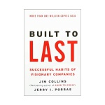 【中商原版】基业长青 英文原版 Built to Last Jim Collins HarperCollins Pub