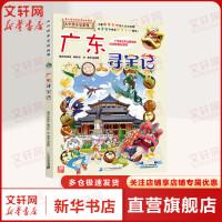 广东寻宝记/大中华寻宝记系列17 二十一世纪出版社集团