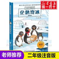 企鹅寄冰(注音版)/冰波抒情童话 冰波