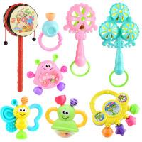 婴儿玩具 3-6-12个月新生儿摇铃0-1岁宝宝益智早教 婴幼儿手摇铃
