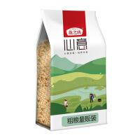 燕之坊心意糙米1kg 量贩装五谷杂粮可做糙米饭糙米糊粗粮真空包装