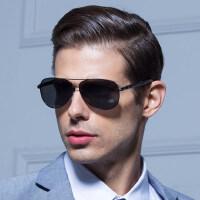 男士潮流太阳镜近视眼镜 男潮人个性蛤蟆墨镜 新款司机开车驾驶墨镜偏光镜